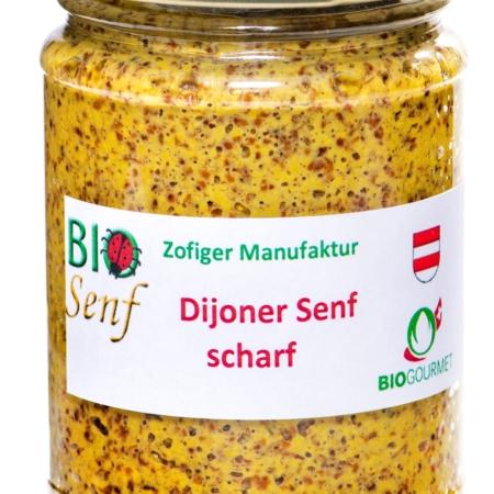 Bio-Senf Dijoner