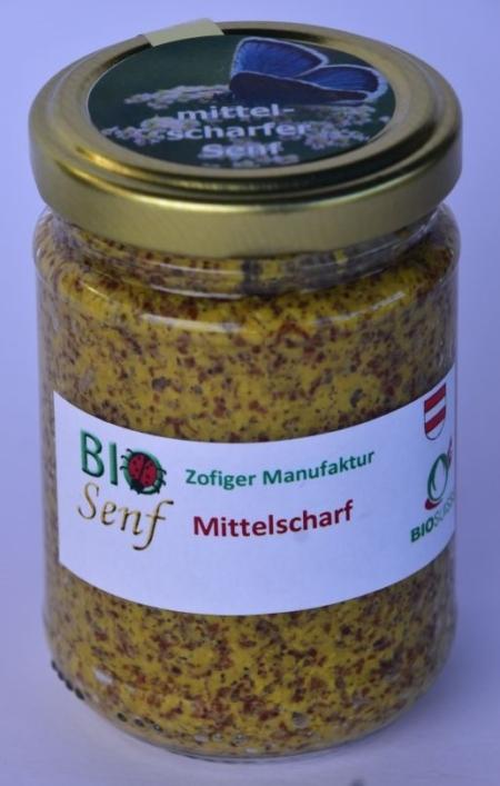 mittelscharfer Senf