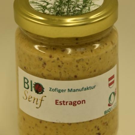Zofiger Manufaktur Bio-Senf Estragon