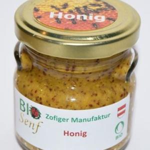 Zofiger Bio-Senf Honig