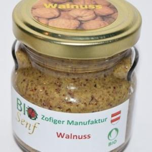 Zofiger Bio-Senf Walnuss